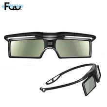 Shutter 3D Glasses Active TV Gafas Bluetooth LCD Lenses 3d Glasses Passive HDTV Blu-Ray Players Electronic Smart Glasses SP138