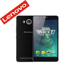 Original New Lenovo A5600 Phone Android 5.1 MTK 6735P 1.0GHz Quad Core 1G RAM 8G ROM 5.5inch 720P 8.0MP camera LTE 4G(China)