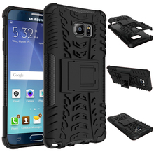 Tire Tough Rugged Dual Hybrid Hard Stand Duty Armor Case For Samsung Galaxy Note 4 5 J1 Ace mini J2 J3 Pro J5 J7 2016 On5 On7 A9