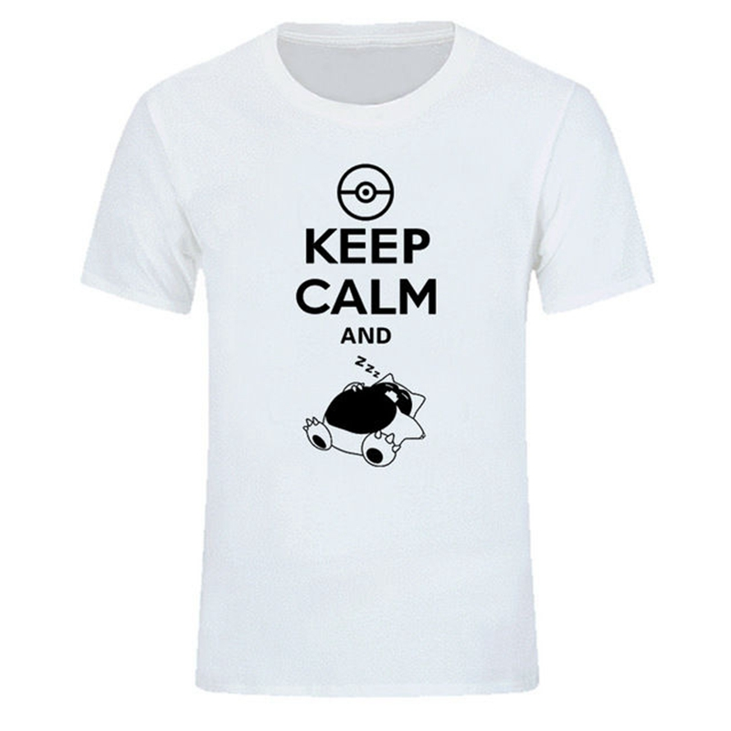 2017-new-Fashion-Style-Keep-Calm-And-Carry-On-Snorlax-Sleep-On-Pokemon-T-Shirt-Casual.jpg_640x640
