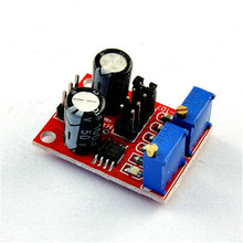 NE555 impulse frequency Adjustable duty cycle square wave rectangular wave signal generator module stepper motor drive