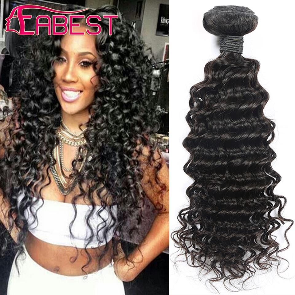 7A Grade Brizilian Deep Wave Virgin Hair Unprocessed Virgin Brazilian Hair Deep Wave Brazilian Wet And Wavy Hair 3 Bundles<br><br>Aliexpress