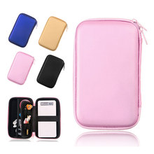 Storage Cases Portable Digital Accessories Carry Bags for Mobile Phone/Power bank/HDD/Cameras/MP3 QJY99(China)