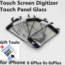 Touch Screen Digitizer Front Display Touch Panel Glass Touchscreen for iPhone 6 6Plus 6s 6sPlus Plus Gift Tools Replacement Part