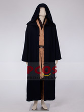 Star Wars Obi Wan Kenobi Cosplay Costume Only Blue Cloak  mp002687