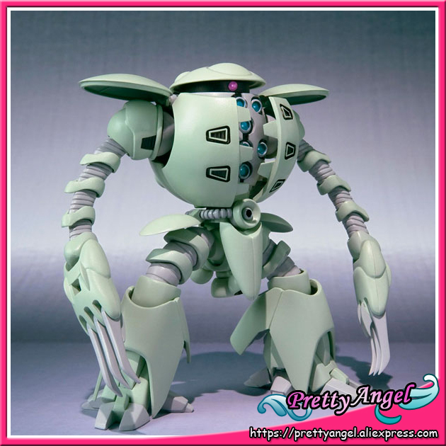 Japanese Anime Original Bandai Robot Spirits -SIDE MS- AMX-109 Kapool Turn A Gundam  Action Figure<br>