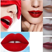 AddFavor Matte Lipstick Moisturizer Long Lasting Nutritious Round Lip Balm Makeup Beauty Natural Makeup Tools Lips Gloss Brand(China)