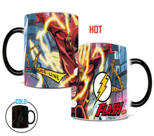 The flash mugs Barry Allen mugs The Color Changing mug Sensitive Ceramic coffee Tea Mug Cup for best friend gift