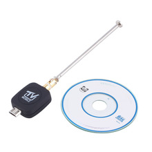 High Quality DVB-T Micro USB Tuner Mobile TV Receiver Stick For Android Tablet Pad Phone Promotion