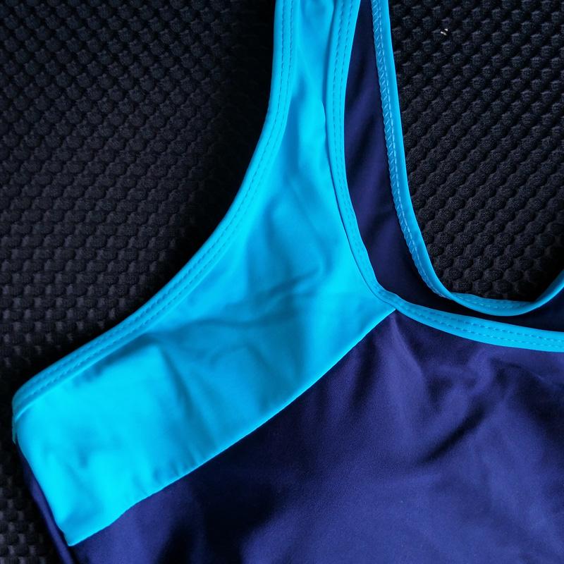 Riseado 17 Sport Swimming Suits One Piece Swimsuits Swimwear Women Summer Beach Padded Striped Bathing Suits Bodysuits 5