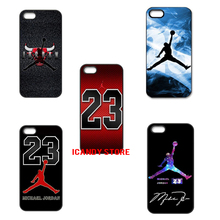 Air Jordan Cover Case for iPhone 4 4s 5 5s SE 5c 6 6s 7 Plus SONY Xperia Z Z1 Z2 Z3 Z4 MINI M2 M4 C3 C4 T2 T3(China)
