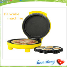 Mini cake sided baking pan heating electric grill machine home small pancake pan omelette pan pancake machine control