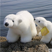Super Soft Plush Toy  Polar Bear Stuffed Animal Toys  Promotional Toy Kids Doll