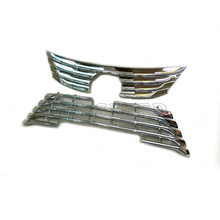 2 PC RX200T RX450 Front Bumper Grille For Lexus RX450 RX200T 2016 Up with Camera Version Bumper