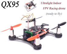 Mini QX95 95mm carbon fiber mini Quadcopter Frame F3 EVO V2.0  8520 8.5*20 Coreless Motor Mini DSM receiver 55mm Prop