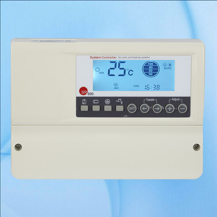 110V SR500 Solar Water Heater Controller Temperature Controller for Compact Solar Water Heater<br><br>Aliexpress