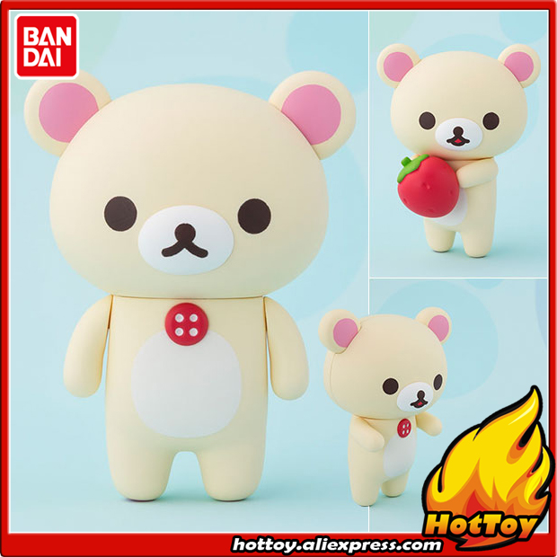100% Original BANDAI Tamashii Nations Figuarts ZERO Collection Figure - Korilakkuma<br>