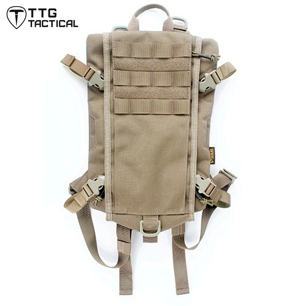 MOLLE Camouflage Military Backpack Large Capacity Travel Rucksack 1050D Nylon Utility Combat Backpack<br>