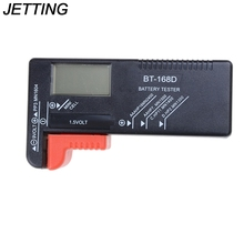 Battery Measuring Tools Universal Battery Tester Volt Checker for 9V 1.5V and AA AAA Cell Batteries Wholesale