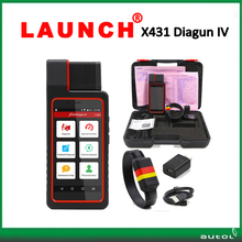 Overseas version engine analyzer x431 diagun iv professional diagnostic tool Launch X431 Diagun IV best price(China)