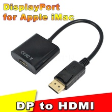 New Arrival HDMI Cable 20cm Display Port DisplayPort Port Converter Cable For Notebook Laptop MacBook Pro Air Hot Sale