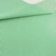 100% Cotton Fabric Green and White Stripe Design Doll's DIY Home Textile Decoration Fat Quarter Clothing Tissue Patchwork Crafts(Китай)