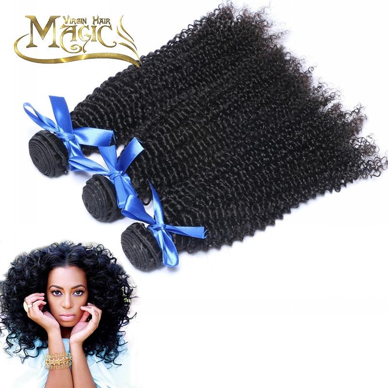 Malaysian Virgin Hair Kinky Curly Hair Extension 3pcs Lot Malaysian Hair Weave Bundles Unprocessed Virgin Human Hair<br><br>Aliexpress