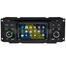 Android Car PC for Jeep Grand Cherokee 1999-2001 for Grand Cherokee 2002-2004 for Jeep Wrangler 2003-2006 for Caravan 2002-07