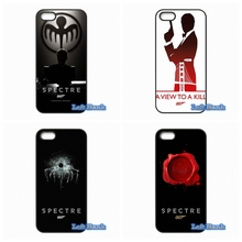 James Bond 007 Hard Phone Case Cover For Samsung Galaxy A3 A5 A7 A8 A9 Pro J1 J2 J3 J5 J7 2015 2016