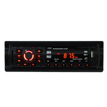 Multifunction Car Radio Bluetooth Hands-Free Calls Vehicl Stereo MP3 Player Auto 1Din In Dash FM Radio Support USB/SD/MMC Card