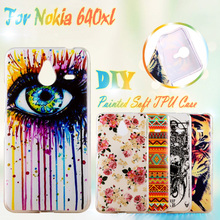 TAOYUNXI Soft TPU GEL Phone Case For Microsoft Nokia Lumia 640XL 640 XL N640XL Case Cover Silicone Cell Phone Case(China)