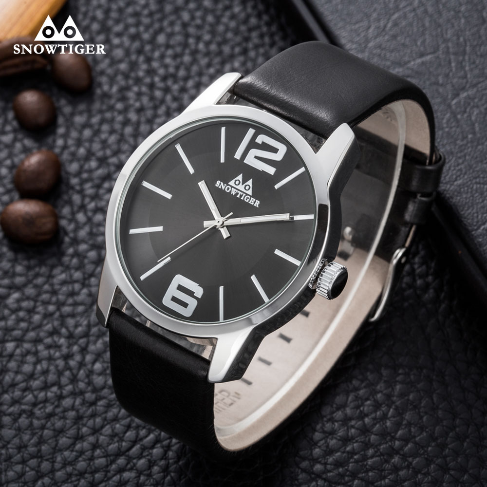 Classic Trendy Luminous Hands Watches Men Watch Wristwatch Male Clock Quartz Wrist Watch Fashion Quartz-watch<br><br>Aliexpress