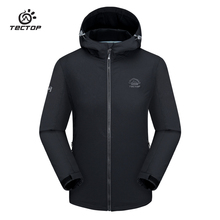 Ski Climbing Power Sport Rain Outdoor Softshell Jacket Men Elastic Windbreaker Waterproof Clothing Hiking Jackets Hunting Suit