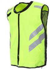 Reflective cycling vest reflective traffic protection safety clothing motorcycle reflective vest