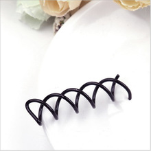 8pcs/lot Bridal Coil Spiral Hair Pins Disk Accessories For Women Clips Wedding Swirl Hairpins(China)