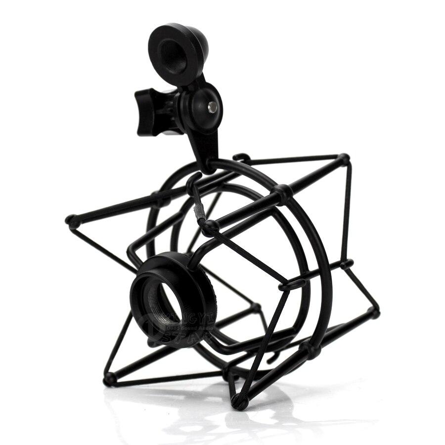 Metal Spider Microphone 9