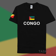 Congo Republic mens t shirts fashion 2017 jerseys' nation cotton t-shirt clothing tees country sporting footballer COG Congolese