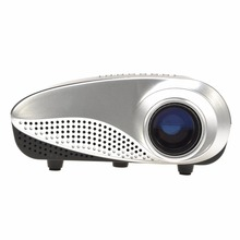 Hot selling Mini Multimedia Player TV HDMI Home Cinema LCD Projector LED Theater PC Laptop High quality