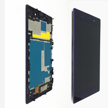 "Buy 5.0"" Sony Xperia Z1 L39H C6902 C6906 C6903 LCD Display Touch Screen Digitizer Assembly sony LCD Replacement Parts for $20.89 in AliExpress store"