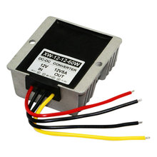 New Style Waterproof IP68 DC12V To DC12V 5A 60W Auto Step Up / Down Power Supply Converter Module