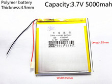 Teclast p85 4.5*95*95mm tablet battery Polymer battery 3.7V 5000MAH 459595 for tablet pc 7 inch 8 inch 9inch