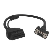 100% Original Launch X431 OBD I Adaptor Cable COM to OBD2 Connect Cable for X431 iDiag Diagun III IV