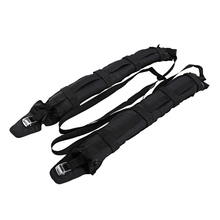 2Pcs Universal Auto Portable Automatic Inflatable Roof Rack Outdoor Rooftop Luggage Carrier 80kg Loading Capacity