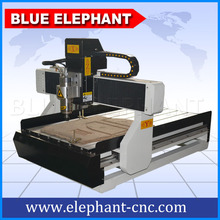 6090 Desktop small CNC Router wood cutting caving  machine