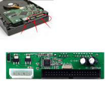 SATA TO PATA IDE Converter Adapter Plug&Play Module Support 7+15 Pin 3.5/2.5 SATA HDD DVD Adapter
