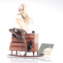 Buy 27cm native creator's collection gamer girl Sex Game Hentai sexual Cartoon Toys PVC Action Figure anime brinquedos