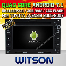WITSON Android 7.1 QUAD CORE CAR DVD GPS FOR VOLKSWAGEN GOLF/B5 dvd player gps car radio navigation system for VW B5/GOLF(China)