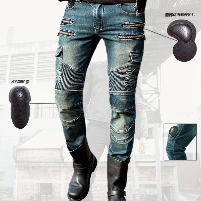 Motorcycle Riding Protective Pantalon Pants Uglybros Motocross Racing Equipment Jeans MOTO Synthetic Fiber Pantaloni Trousers<br><br>Aliexpress