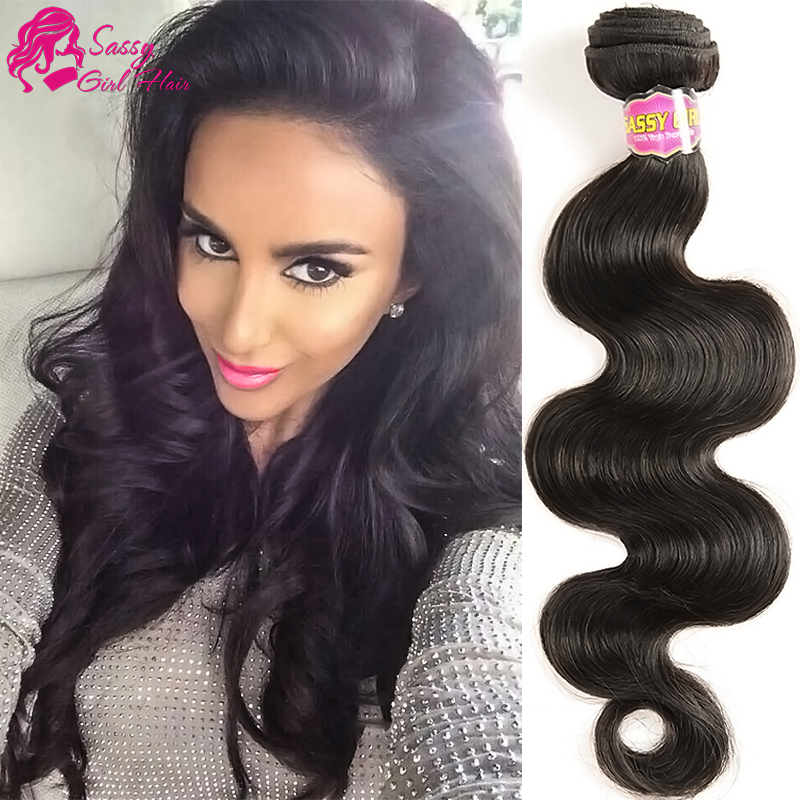 1 Bundle Of Virgin Brazilian Body Wave Hair Tissage Bresilienne Court Sassy Girl Virgin Hair Body Wave Aliexpress Hair Extension<br><br>Aliexpress