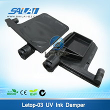 Inkjet printer uv damper for epson dx5 print head (used for 3*2mm ink tube)(China)